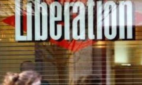 Επίθεση Γαλλία: Το συγκλονιστικό κυριακάτικο (15/11) πρωτοσέλιδο της Liberation (pic)