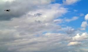 Καιρός: Ηλιόλουστος ο καιρός την Κυριακή – Μικρή πτώση της θερμοκρασίας