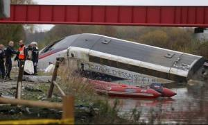 Στους 10 οι νεκροί από τον εκτροχιασμό τρένου στο Στρασβούργο