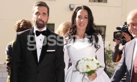 Θανάσης Βισκαδουράκης-Κατερίνα Γιώτα: Έφυγαν ταξίδι μετά τον γάμο τους