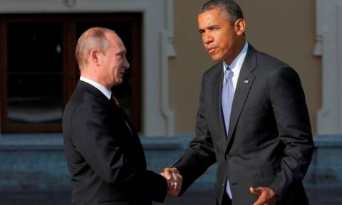 G20: Τι είπαν Ομπάμα - Πούτιν στο περιθώριο της Συνόδου Κορυφής  στην Αττάλεια