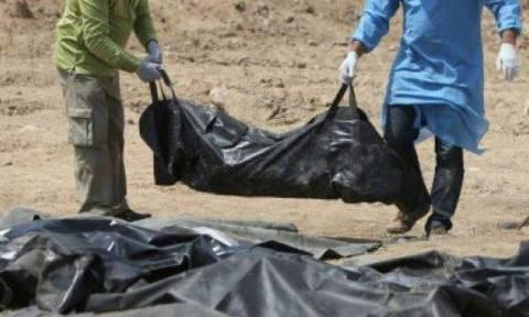 Ομαδικός τάφος 70 γυναικών που σκοτώθηκαν από το ISIS βρέθηκε στο Ιράκ