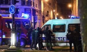 Ένταση στην πλατεία Δημοκρατίας στο Παρίσι (vid)