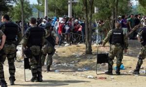 Τα Σκόπια θα κατασκευάσουν φράχτη στα σύνορα με την Ελλάδα