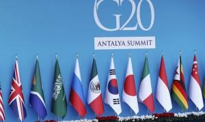 G20: Το μέλλον του Άσαντ, η τρομοκρατία και το προσφυγικό στο δείπνο εργασίας
