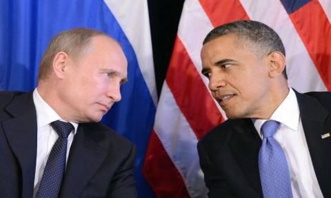Αττάλεια: «Φούντωσαν» οι συζητήσεις μεταξύ Πούτιν και Ομπάμπα για την τρομοκρατία