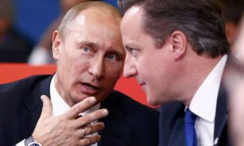 Πούτιν προς Κάμερον: Να βελτιώσουμε τις σχέσεις μας για την καταπολέμηση της τρομοκρατίας