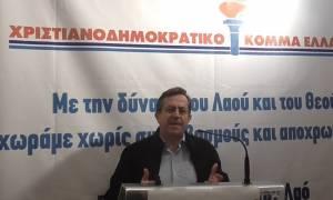 Νικολόπουλος: Να πάψουμε να είμαστε ο διεθνής επαίτης