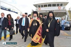 Κεφαλληνίας από Ληξούρι: «Κλήρος και λαός θα πορευθούμε μαζί…»