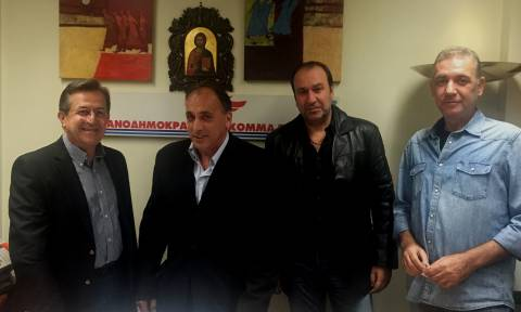 Συνάντηση Νικολόπουλου με τους εκπροσώπους υποψηφίων πρακτόρων καταστημάτων VLTs