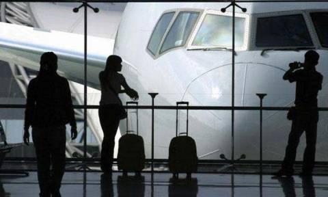 Μείωση 23,1% στα ταξίδια Κυπρίων στο εξωτερικό