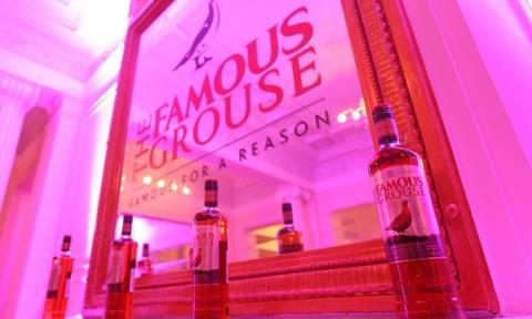 Νέα φιάλη για το Famous Grouse