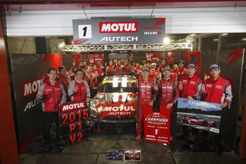 Nissan: Πρωταθλήτρια η Nismo στις κατηγορίες GT500 και GT300 του Super GT (photos)