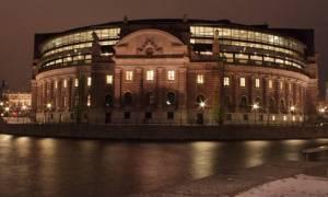 Συναγερμός στη Σουηδία: Απειλητικό μήνυμα για επίθεση στο κοινοβούλιο