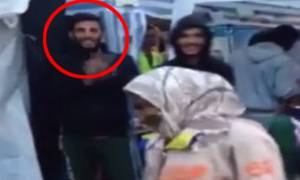 Βίντεο ντοκουμέντο: Ο «τζιχαντιστής της Λέρου» χορεύει σε καταυλισμό προσφύγων στη Σερβία