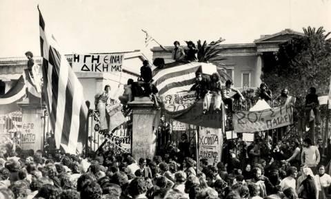 Πολυτεχνείο: Η ΕΡΤ τιμά την 42η επέτειο από την εξέγερση