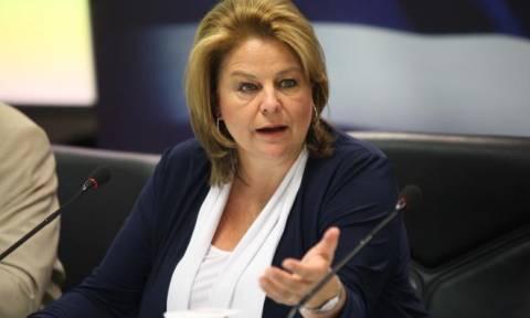 Αισιόδοξη η Λ. Κατσέλη για την ανακεφαλαιοποίηση της Εθνικής Τράπεζας