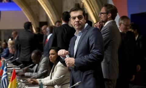 Σαμπάχ -Τσίπρας: Χρειάζεται ουσιαστική συμφωνία μεταξύ Ε.Ε. και Τουρκίας