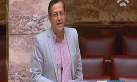 Ερωτήματα Ν. Νικολόπουλου προς τον πρώην υπουργό Γ. Πανούση