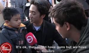 Η τρομοκρατία μέσα από τα μάτια ενός παιδιού κι ενός καταπληκτικού πατέρα (video)