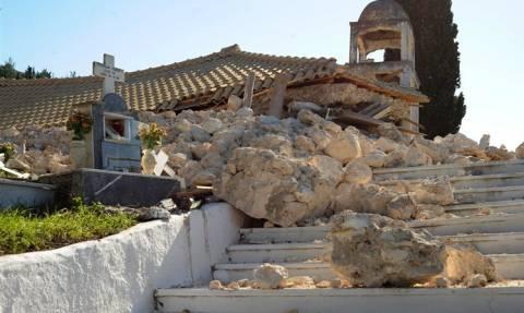 Σεισμός Λευκάδα: Νέο συγκλονιστικό βίντεο δείχνει την δύναμη του Εγκέλαδου