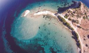 Βρήκαν το χαμένο νησί, όπου έγινε η ναυμαχία των Αργινουσών