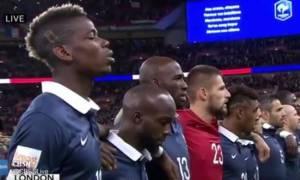 Άγγλοι φίλαθλοι τραγούδησαν την Μασσαλιώτιδα στο Γουέμπλεϊ (video)