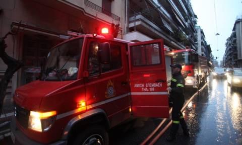 Νεκρή ηλικιωμένη από πυρκαγιά σε διαμέρισμα στην Κυψέλη