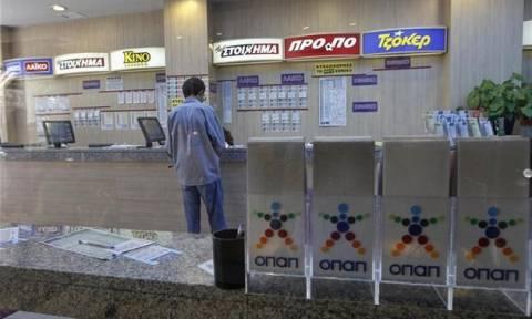 Χριστοφόρου: Σε βάρος του ΟΠΑΠ η φορολόγηση των τυχερών παιχνιδιών του