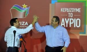 Πλειστηριασμοί: Ρεσιτάλ ψεύδους και κοροϊδίας από Τσίπρα και Καμμένο (video)