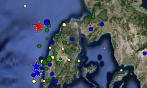 Σεισμός Λευκάδα: Ισχυρός μετασεισμός 5 Ρίχτερ αναστάτωσε το νησί