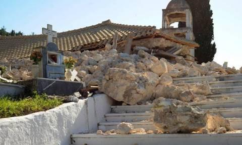 Σεισμός Λευκάδα: Φθορές σε αρχαιολογικούς χώρους και σε κειμήλια της δυτικής Ελλάδας