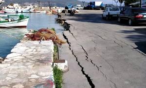 Λευκάδα - Λέκκας: Από άλλο εστιακό χώρο οι σημερινοί (18/11) μετασεισμοί