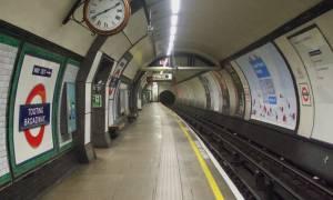 Συναγερμός στο Λονδίνο - Εκκενώθηκε σταθμός του μετρό