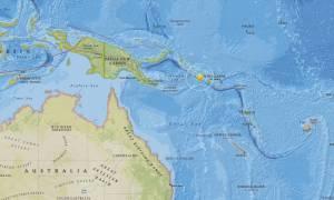 Σεισμός 7 Ρίχτερ στα Νησιά του Σολομώντα