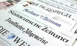 Στη συνάντηση Τσίπρα - Νταβούτογλου αναφέρεται ο γερμανικός Τύπος
