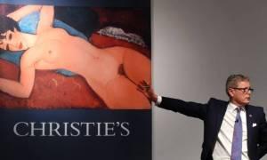 Οι πλουσιότεροι του κόσμου κυνηγάνε τα έργα τέχνης