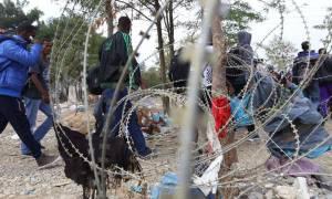 Τεταμένο το κλίμα στην Ειδομένη - Επιλεκτικά δέχονται πλέον πρόσφυγες τα Σκόπια