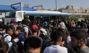Λιμάνι Πειραιά: 3.352 πρόσφυγες έφτασαν σήμερα με τρία δρομολόγια πλοίων