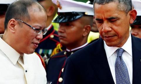 Φιλιππίνες: Ο Ακίνο θα έπρεπε να προστατεύει τον λαό του!
