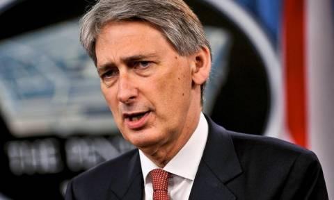 Στην Κύπρο ο Βρετανός υπουργός Εξωτερικών