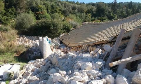Σεισμός Λευκάδα: Ασταμάτητη η μετασεισμική ακολουθία - 20 σπίτια στο «κόκκινο»