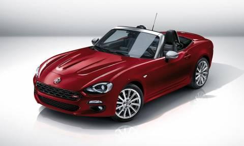 Fiat: Το 124 Spider επιστρέφει
