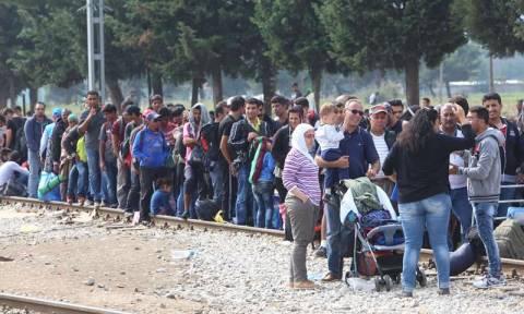 Ειδομένη: Κλειστή από το πρωί η ουδέτερη ζώνη Ελλάδας - Σκοπίων