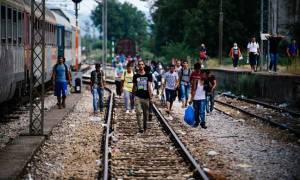 Χάος στην Ειδομένη: Κλειστή η ουδέτερη ζώνη Ελλάδας - Σκοπίων ενώ αναμένονται 5.000 μετανάστες