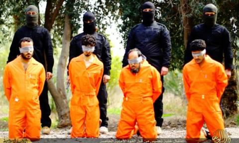 Ισλαμικό Κράτος: Τζιχαντιστές εκτέλεσαν άλλους πέντε ομήρους