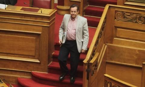 Νικολόπουλος: Ανήκω σε αυτούς που θέλουν την πατρίδα ελεύθερη