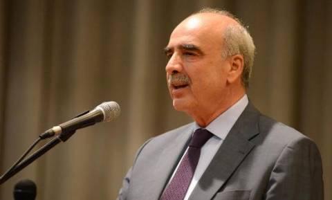 Μεϊμαράκης: Κάλεσμα στους ψηφοφόρους της ΝΔ για εκλογή αρχηγού από τον πρώτο γύρο
