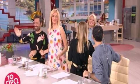 Η αποκάλυψη της Σκορδά για τον γάμο της Ηλιάκη και η αντίδρασή της on air!