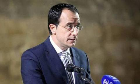 Χριστοδουλίδης: Αθήνα και Λευκωσία λένε το ίδιο για τις ενταξιακές διαπραγματεύσεις της Τουρκίας